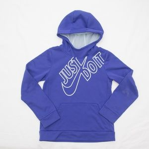 NIKE hoodie pullover thermal warm training sweater